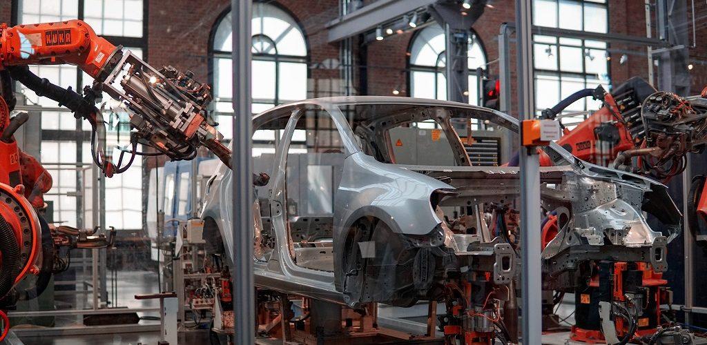 usine automobile