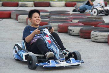 Karting connecté