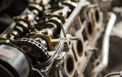 moteur à chaine